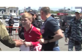 Multiple Arrests in Vladivostok at Russia Day Anti-Corruption Protest - Video