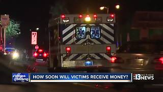 When will victim's fund be distributed - Video