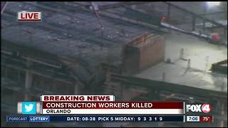 Orlando Construction Workers Killed