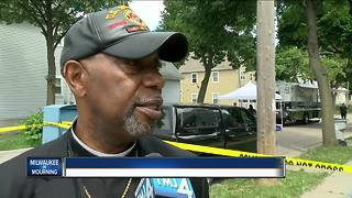 Community leaders, neighbors searching for healing after MPD officer shot and killed - Video