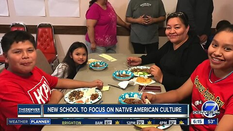 New school to focus on Native American culture