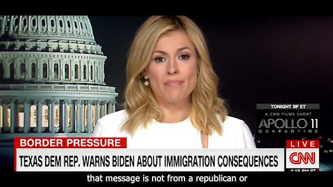 """Dem Rep Biden Incentivizing Illegal Crossings, """"They're Not Tested…They Can Travel Anywhere"""