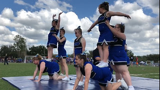 Incredible Routine from Florida Special Olympics Cheer Squad Goes Viral