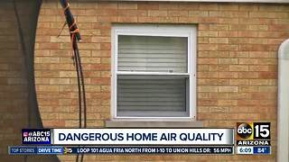 Indoor air dangers - Video