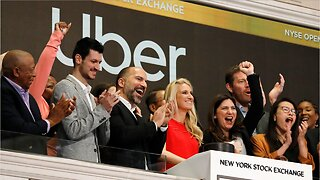 Uber makes NYSE trading debut