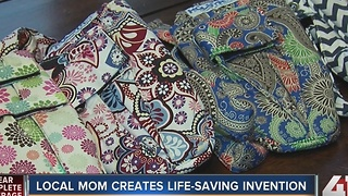 Local mom creates life-saving invention - Video