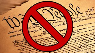Will YouTube Ban the U.S. Constitution?