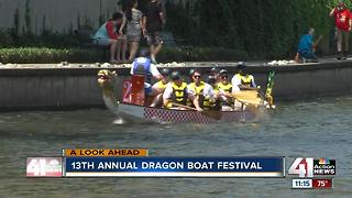 Dragon Boat Festival coming to the Plaza - Video