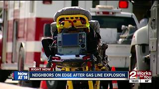 West Tulsa gas explosion