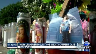 Many unanswered questions in Kiaya Campbell case - Video