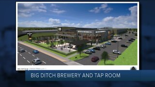 What's going on with the new Big Ditch Brewing facility in Cheektowaga?