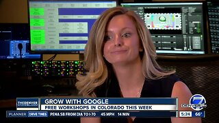 Google offering free workshops in Colorado