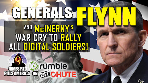 FLYNN'S EXPLOSIVE MESSAGE! Mike Flynn, Tom McInerney & Mary Fanning Drop A MOAB On Deep State