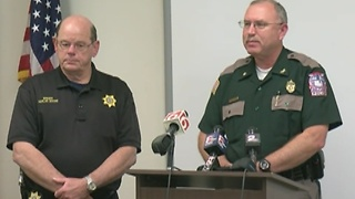 FULL: Sapulpa Police hold press conference on double homicide - Video