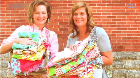 Sisters-In-Law Turn Hobby Into Gifts For Girls