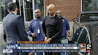 7th guilty plea in BPD Gun Trace Task Force case - Video