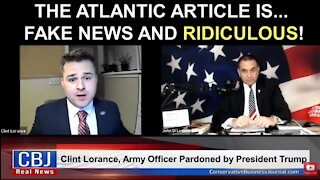 Military Heroes Expose the Truth About The Atlantic's Claims Against President Trump