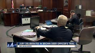 Jury day 2 of deliberations end with no verdict