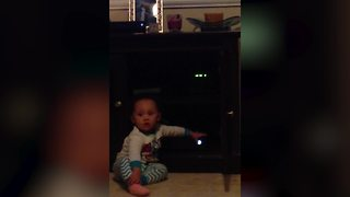 Tot Girl Won't Listen To Mom - Video