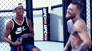 Conor McGregor's Crazy 2016 Prediction to Cristiano Ronaldo is Actually Coming TRUE! - Video