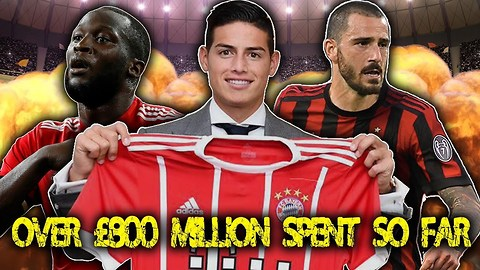 Has This Been The Craziest Transfer Window Ever?! | #SundayVibes