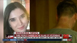 Baylee Despot charged in connection to Holsonbake killing