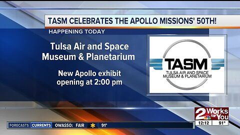TASM featuring new exhibit for moon landing anniversary