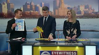 Andy Parker's Weather Machine Contest 2-22 - Video