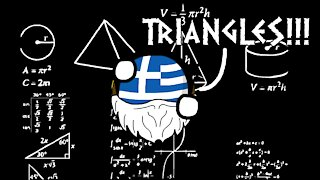 Pythagoras - Death Cults and Triangles | Polandball/Countryball History and Philosophy