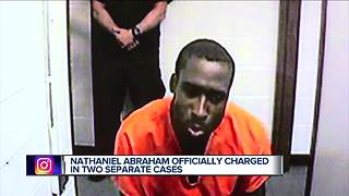 Nathaniel Abraham facing felony charges after allegedly punching 3 deputies during arrest