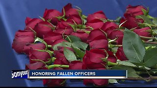 Canyon County honors fallen officers