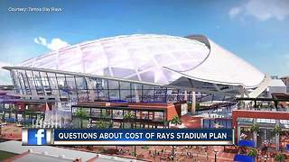Questions remain how Rays will fund new stadium