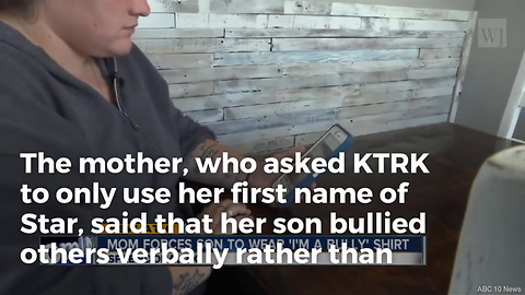 Mom Furious After Learning Son Is a Bully, Harsh Punishment Causes Serious Controversy