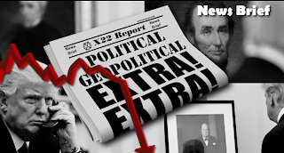 Ep. 2358b - Message Received, Rule Of Law, Insurrection, A New Birth Of Freedom