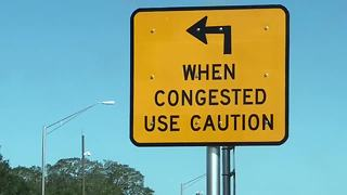 New traffic sign on US 19 draws criticism | Digital Short - Video