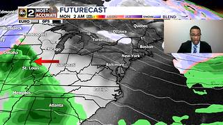 7 Day Forecast: Tracking Another Nor'easter - Video
