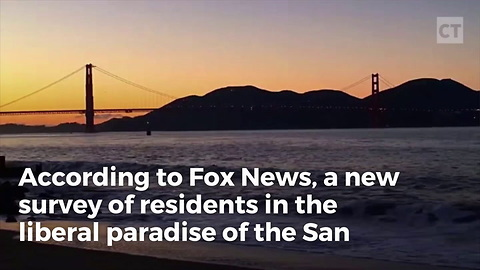 Mass Exodus? Nearly Half Of Bay Area Residents Desperate To Leave Liberal 'Paradise'