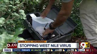 West Nile detected in three Cincinnati neighborhoodso