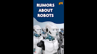 Top 4 Rumors About Robots *