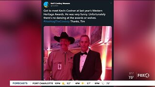 National Cowboy Museum security guard takes over the museum