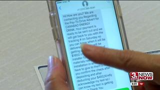 Omaha woman catches online scammer - Video