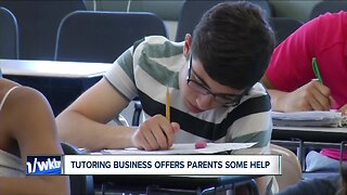 Tutoring business offers parents some help