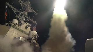 Allies Support US Airstrikes On Syria