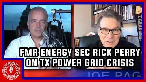 Fmr Gov and Energy Sec Rick Perry on the Texas Power Debacle