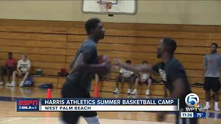 Harris Athletics Basketball Camp - Video