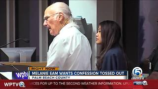 Attorneys for woman accused of stabbing ex-boyfriend want confession, evidence tossed - Video