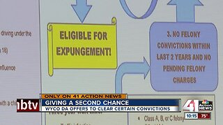 Wyandotte County DA helps provide second chance through expungement