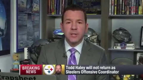 Todd Haley Out As Steelers OC