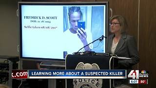 Learning more about a suspected serial killer