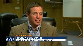 Officials contemplate merging Washington County into Ozaukee County - Video
